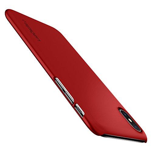 Spigen Coque iPhone X, [Thin Fit] Adhérence...