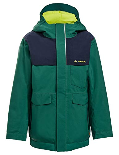VAUDE Kinder Igmu Boys Winterjacke, grün(Fir forest), 92