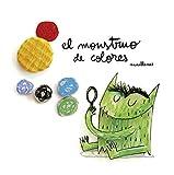 El monstruo de colores (edición álbum ilustrado, no versión pop-up) (Cuentos...