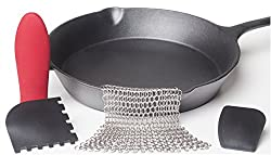 Gear Review: Stainless Steel Chainmail Scrubber