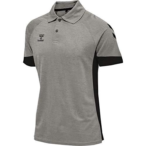 Hummel - hmlLEAD Functional, Poloshirt (L)