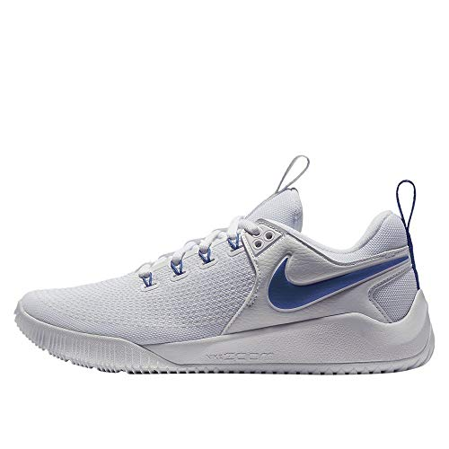 Nike Scarpe Volley - Air Zoom HYPERACE 2 - AR5281-104 - Wht/Game ROYAL-45.5