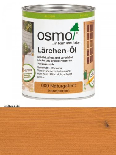 Lärchen-Öl 009 0,750 l LÄRCHE 0,75 LITER