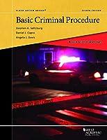 Black Letter Outline on Basic Criminal Procedure (Black Letter Outlines)