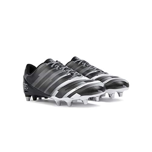 Canterbury Stampede 2.0 Soft Ground, Zapatillas de Rugby Unisex Adulto