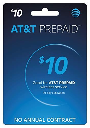 tarjeta telefono prepago fabricante AT&T