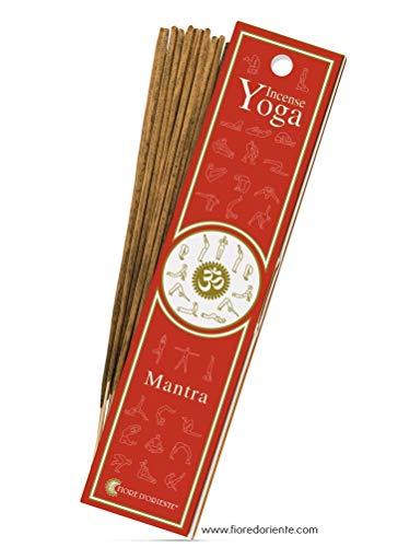 Mantra Yoga Incense 10sticks Fleur d'Orient