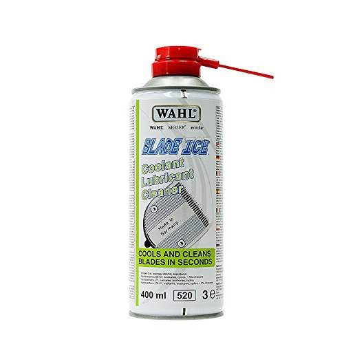 Blade Ice: Refrigerante, lubricante y limpiador instantáneo de cuchillas