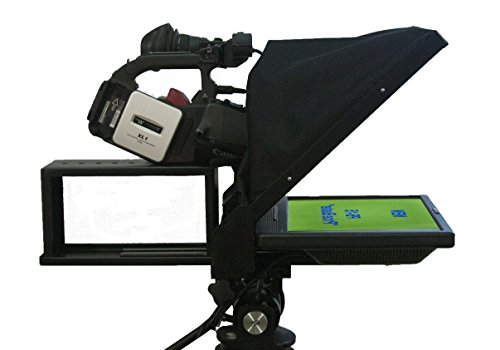"""Mirror Image Teleprompters PB-15 15"""" Teleprompter Package"""
