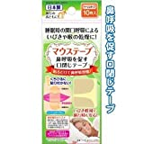 Japanese Snore Reducing Tape, Mouth Tape, Seal Your Mouth Before Sleeping