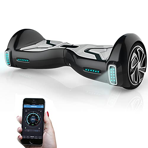 TOMOLOO Hoverboard for Kids and Adult