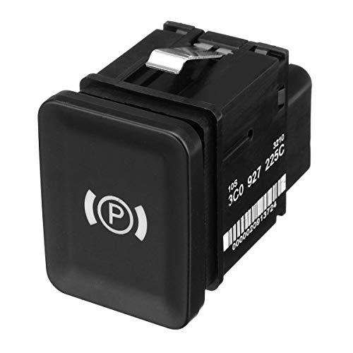 WZhen Freno Electrónico De Freno De Mano Parking Car Switch 3C0927225C Para Vw Passat B6 C6 Cc