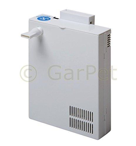 Aquarium integrierter Innenfilter Kammerfilter System Box Bio Design Filter (weiß)