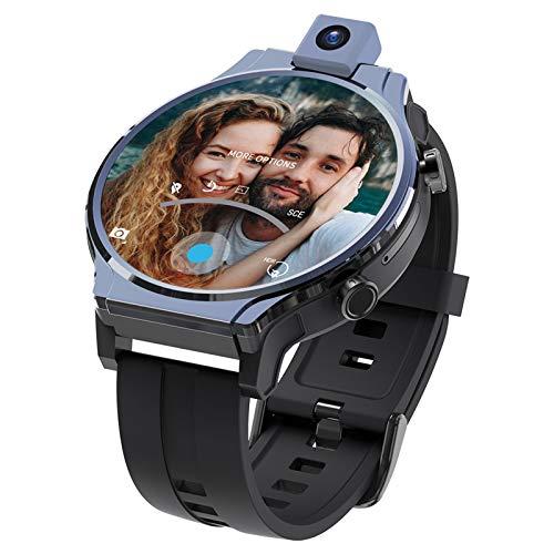 Kospet-Prime 2 Smart Watch Telefon 2,1 Zoll 13MP 480x480 Bildschirm rotierende Kamera (schwarz)