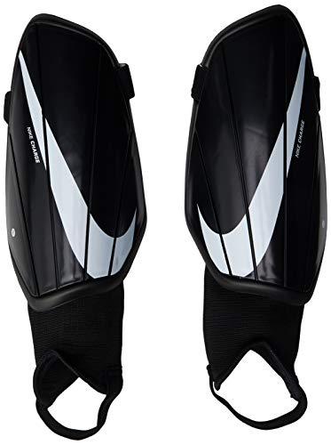 Nike NK CHRG GRD Shin Guards, Black/Black/(White), M
