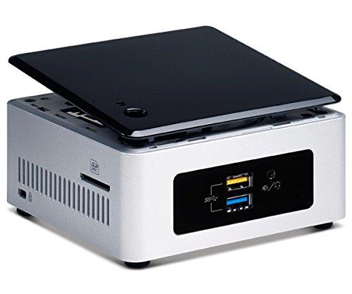 『Intel NUC Pentium N3700搭載 小型PCベアボーン Win10搭載モデル BOXNUC5PGYH0AJ』の1枚目の画像
