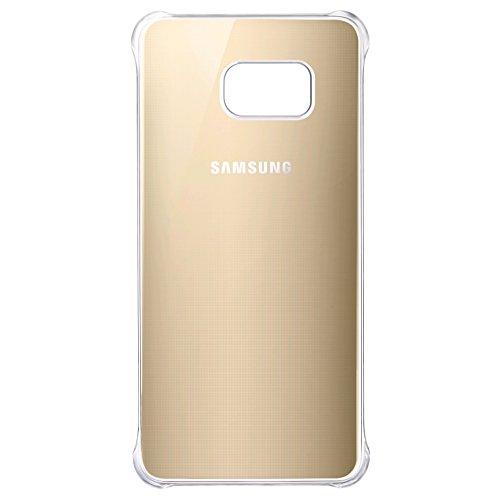 SAMSUNG EF-QG928MFEGWW Plus Glossy Custodia per Galaxy S6 Edge Plus, Oro