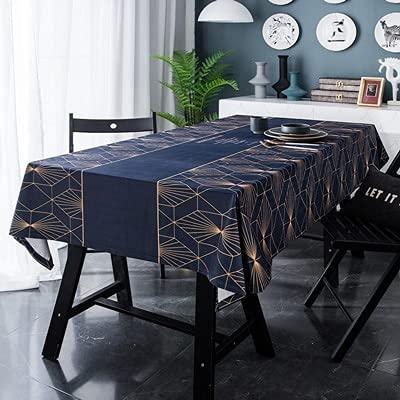 XXDD Los manteles rectangulares Son adecuados para el hogar y la Cocina, Sala de Estar, Mesa de Centro, decoración de Mesa de Boda, Fiesta A2 140x200cm