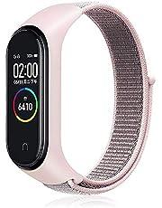 Cinturino in Nylon for Xiaomi Mi Banda 4 3 sostituibile Bracciale Mi Band4 Band3 Sport Wristband Traspirante Bracciale for Xiomi Miband 3 4