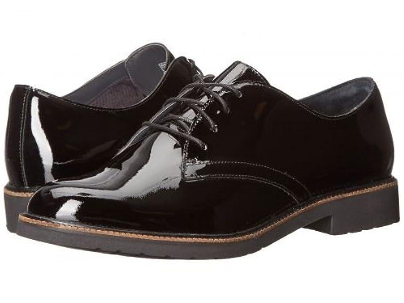 確認する鳩トラブル[ロックポート] レディース 女性用 シューズ 靴 オックスフォード 紳士靴 通勤靴 Total Motion Abelle Lace-Up - Black Patent [並行輸入品]