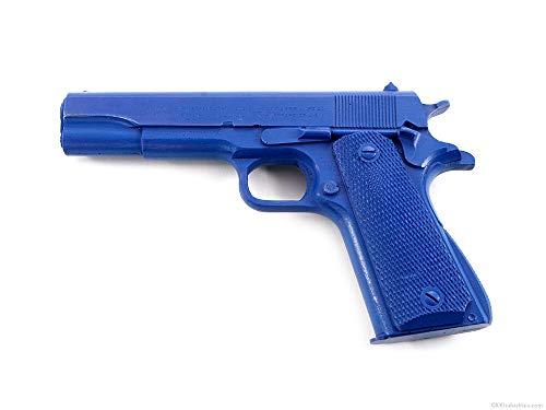 1911 blue gun - 4