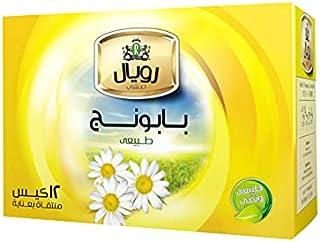 Royal Chamomile Herbs, 12 bags