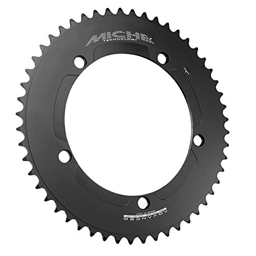 Miche k711lca1130 Cassette para Bicicleta, Light PRM, Plata