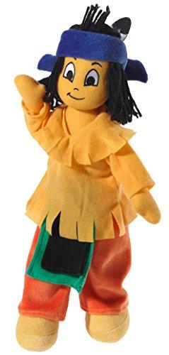 Yakari 477070 Plüschtier, Puppe, indianisch bunt