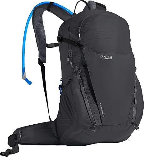 CamelBak Rim Runner 22 Hiking Hydration Pack – 85 oz , Charcoal/Graphite