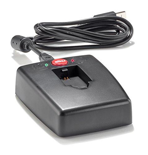 SIKU 6806, Ladegerät für SIKU Racing Akkus, USB-Kabel, Schwarz