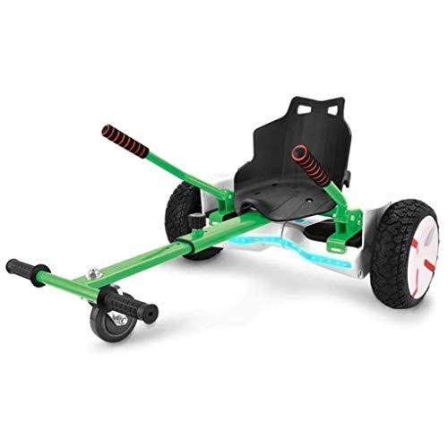 RONGJJ Hoverboard, Accesorios Ajustables para Hoverboard, Go Kart para Scooter Eléctrico De...