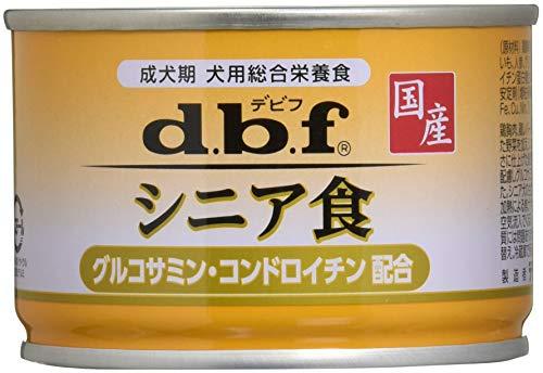 デビフ シニア食 グルコサミン・コンドロイチン配合 150g×6個