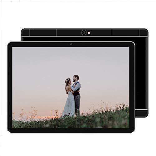 Neue 10-Zoll-Tablets PC Android Tablet 5G-WiFi 4 GB RAM, 64 GB ROM, Octa-Core-Prozessor 3G Telefonanruf Dual-SIM-Karten GPS Bluetooth, U4
