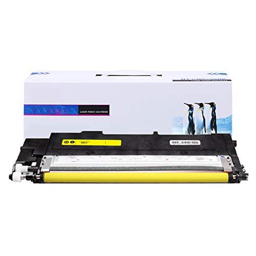 JZMY Cartucho de tóner para HP Color Laser 150A 150NW MFP 179FNW 178NW modelo 118A/W2080A, color amarillo