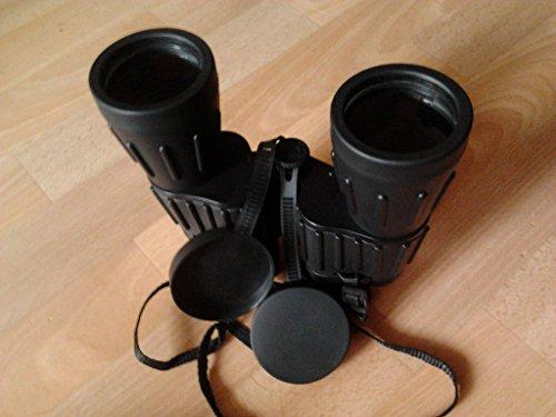 Mil-Tec Verrekijker 7x50 met Rubber Coated Zwart