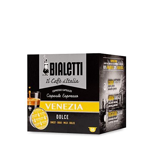 Bialetti Caffè d'Italia Venezia (Gusto Dolce) - Box 16 Capsule