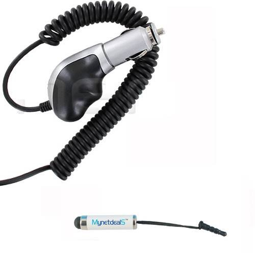 Mynetdeals Heavy Duty micro USB caricabatteria da auto per Nokia 5, 6, 3,105(2017), 130(2017), 33103G, 3310, 150