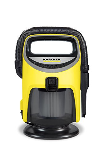 Karcher TV 1 Indoor Wet/Dry Vacuum, Yellow