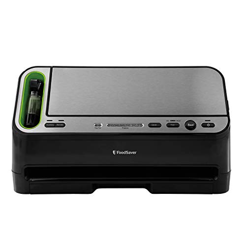 Our #6 Pick is the FoodSaver V4440 2-in-1 Vacuum Sealer