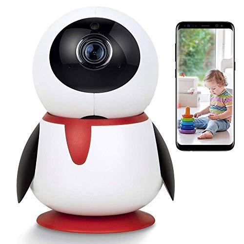 Wifi Caméra réseau de surveillance intérieure Accueil Téléphone mobile à distance haute définition de vision nocturne moniteur de surveillance de jour et de nuit Vidéo Surveillance idéale for la surve