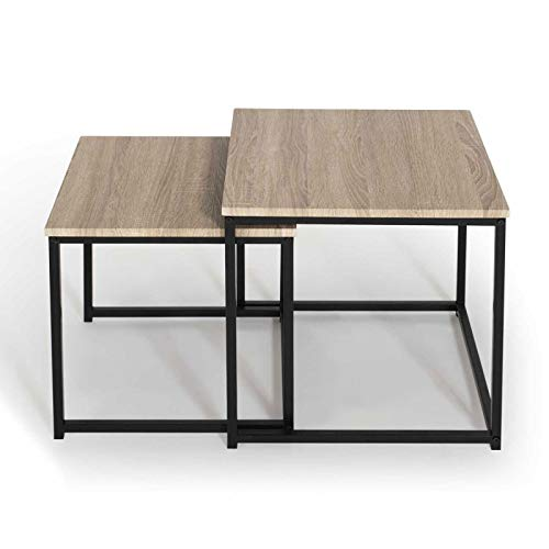 Tables gigognes design industriel