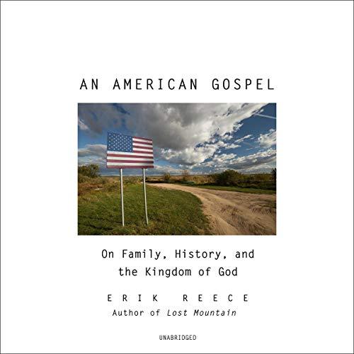 An American Gospel audiobook cover art