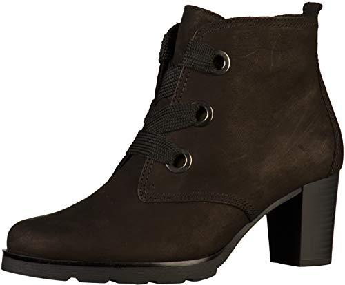 GABOR AKENA Enkellaarzen/Low boots femmes Zwart Enkellaarzen