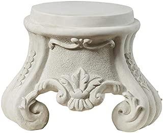 Design Toscano Rococo Sculptural Plinth
