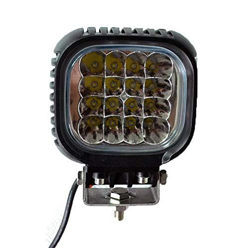 Barre lumineuse de travail à LED, 12V 24V 48W 5.0\