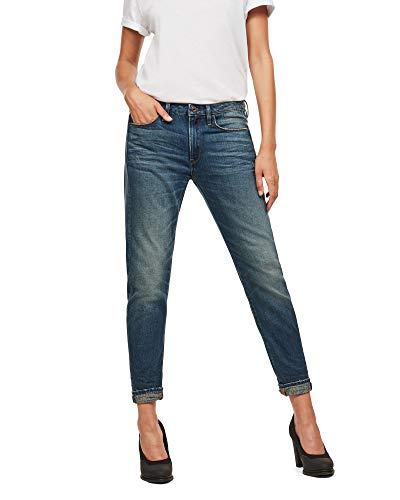 G-STAR RAW Damen CNY Type C 3D Low Waist Boyfriend Jeans