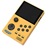 NEXADAS Retroid Pocket, Dual Boot Portable Retro Gaming System, Retro Mini Game Player with 3.5 Inch Screen, 4000mAh Rechargeable Battery, Christmas and Birthday Gift ((Orange 32GB Version)