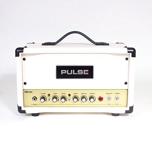 PM15H-Guitar Tube Amplifier Head - 15W, 2 Channel, Effects Loop