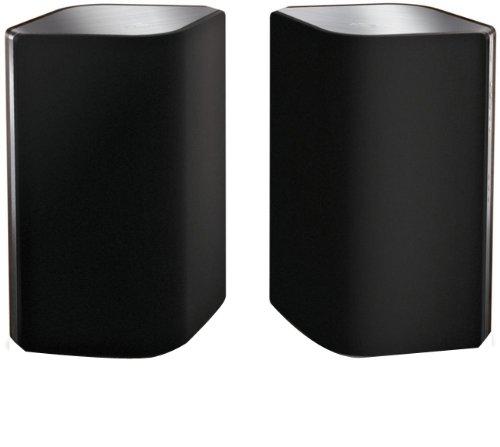 Philips Fidelio A9 (AW9000/10) Wireless HiFi Stereo-Speaker-Set (Internetradio, Smartphone Musik-Streaming, Spotify) schwarz
