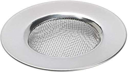 Pubiao Abflusssieb 7.5cm Edelstahl Küche Abflussstopfen 1 Stück Spüle Sieb Universal Haarsieb Abfluss Sieb, für Küchen,Dusche, Waschküche